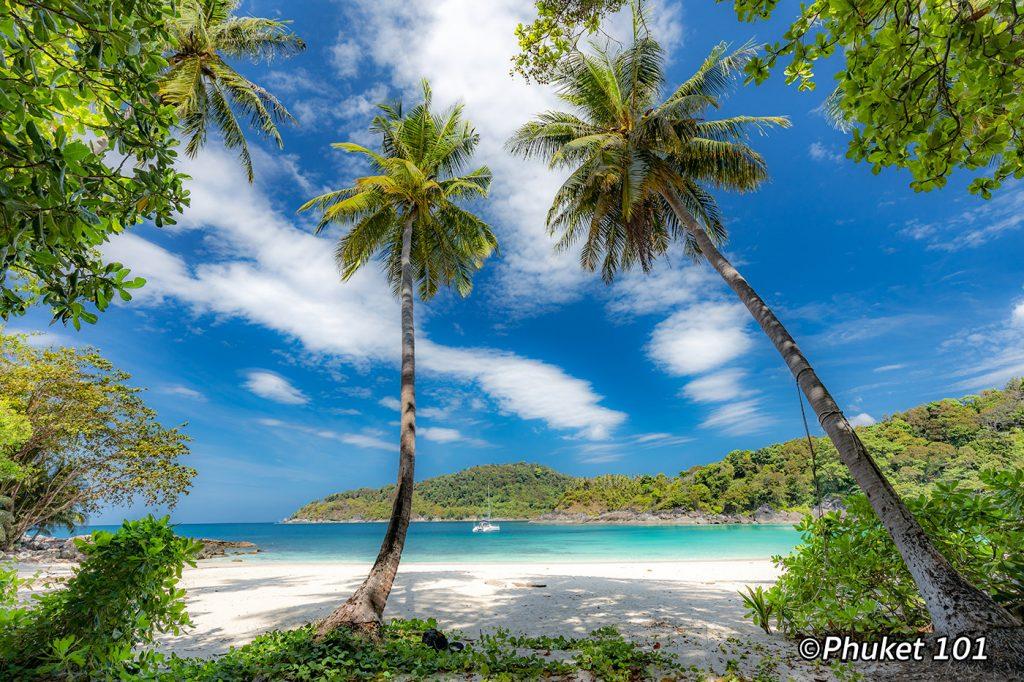 Freedom Beach near Patong