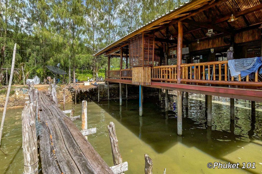 Tha Ton Do Seafood on Koh Yao Noi