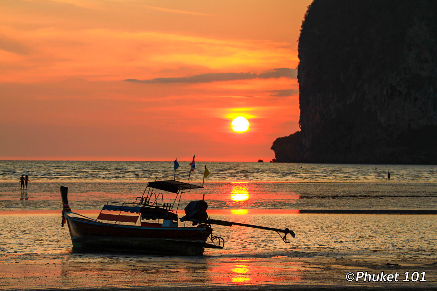 Phuket Sunset Photos