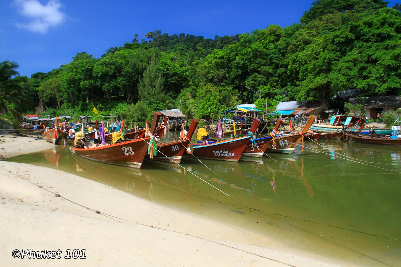 Patong Fishing Village