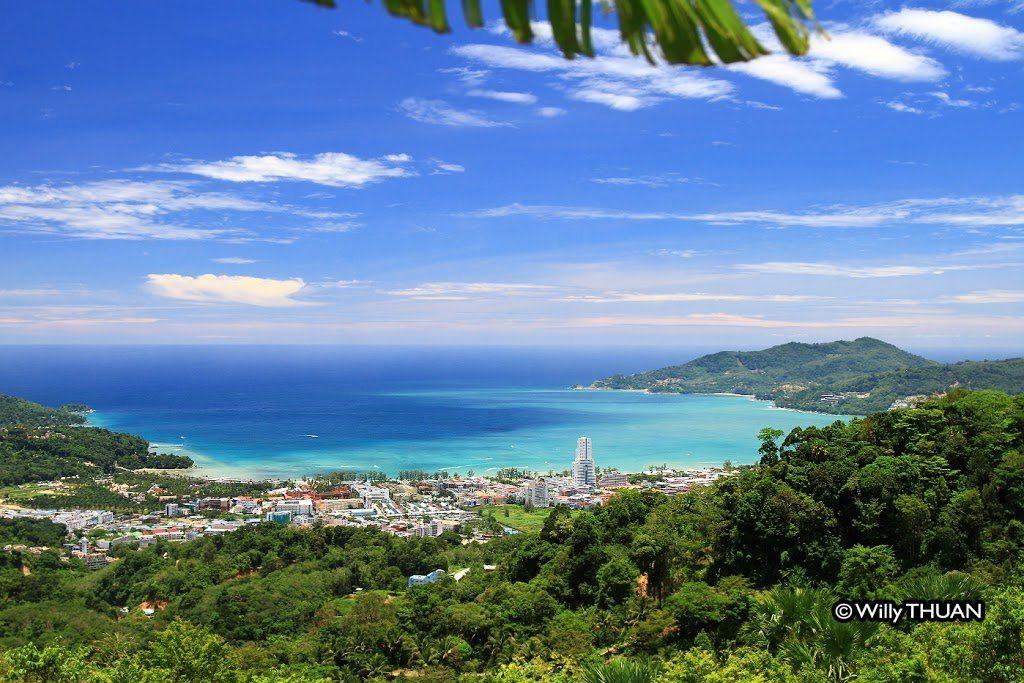 Phuket Radar Hill Viewpoint