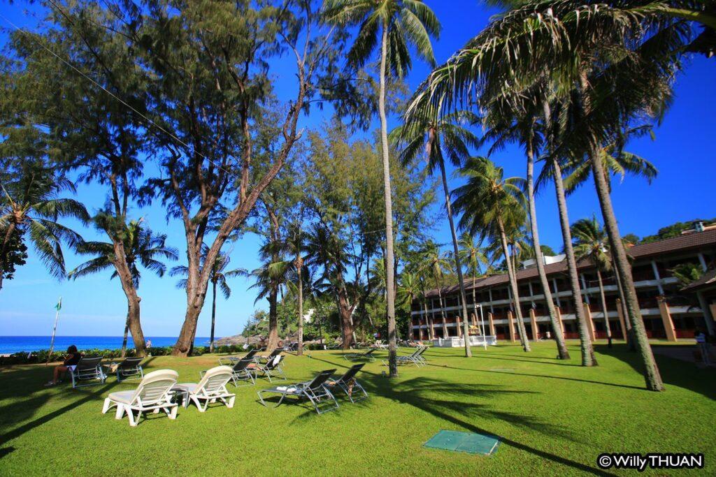 Katathani Phuket Beach Resort on Kata Noi Beach