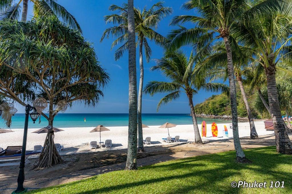 Beachfront hotels in Phuket