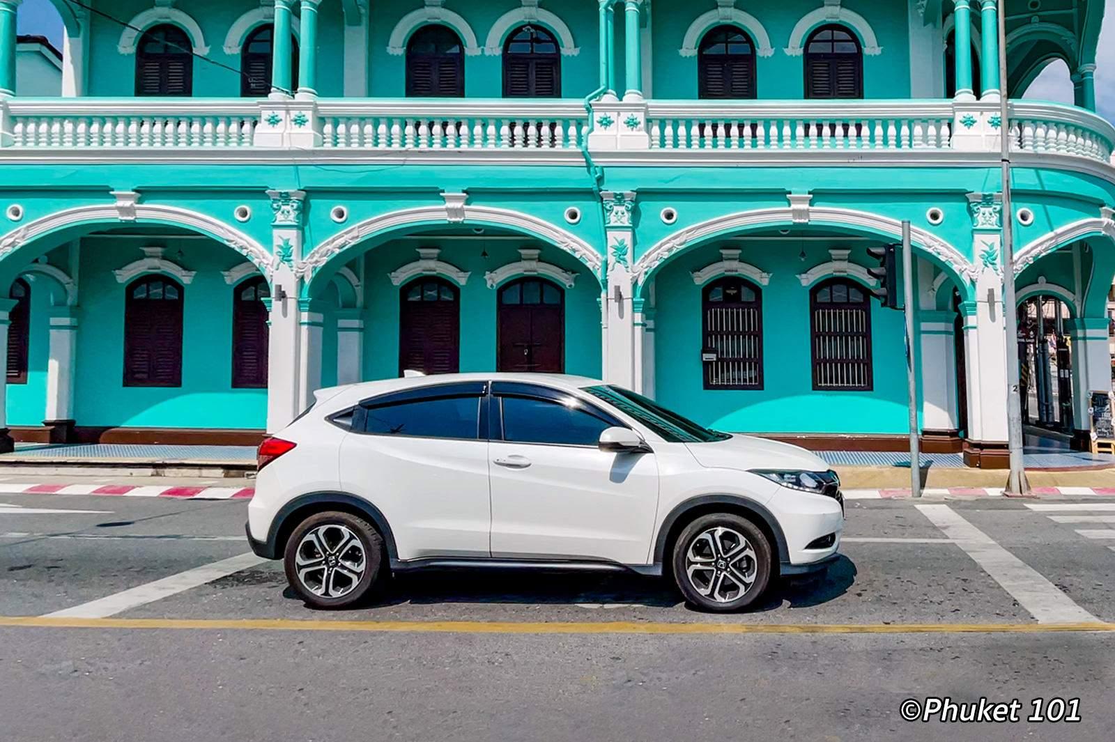 Phuket Car Rental