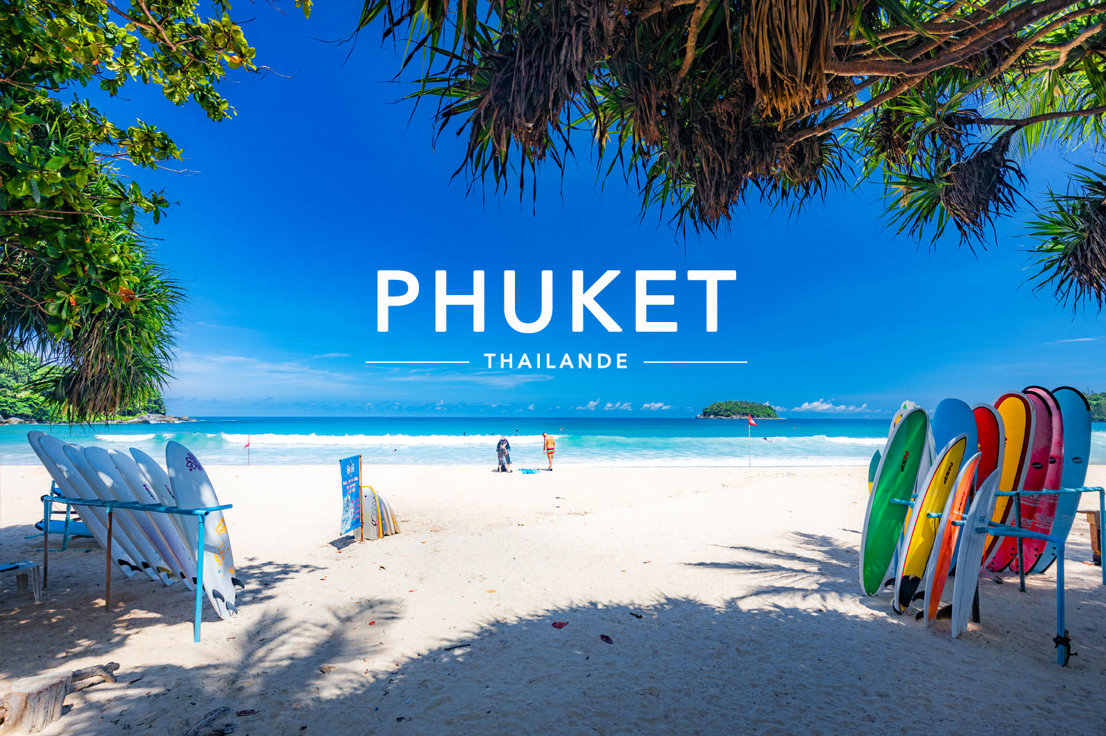 Phuket, Thailande