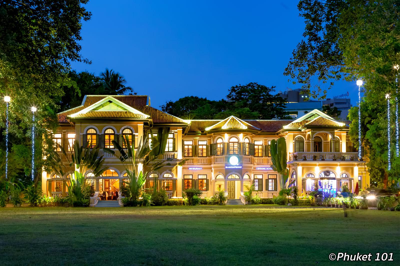 Blue Elephant Phuket
