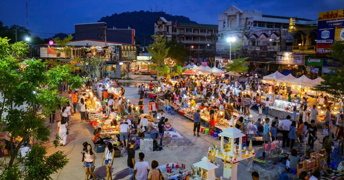 Chillva Market Phuket
