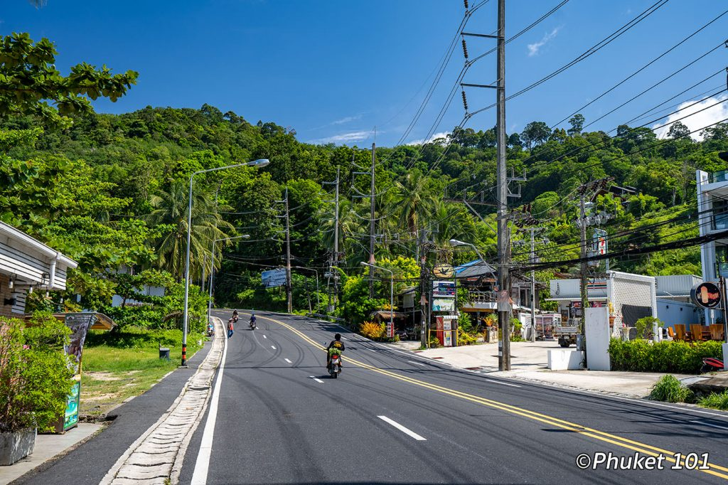 Driving in Phuket during Covid
