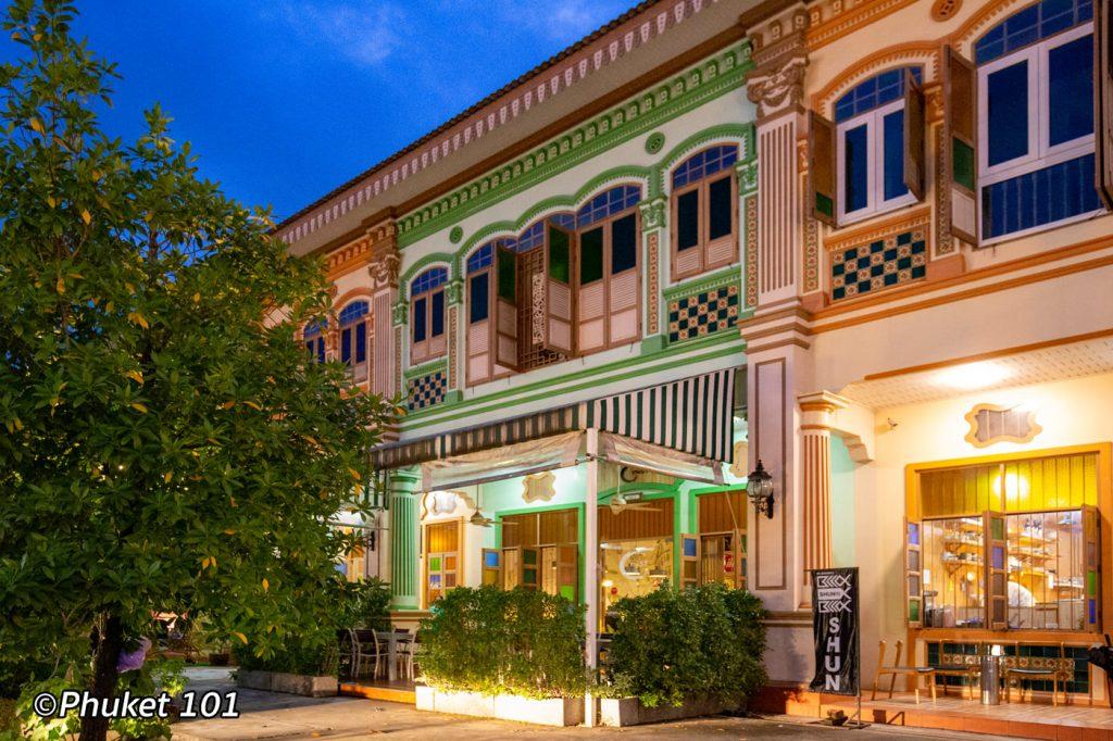 Crust Cafe & Restaurant in Phuket Town