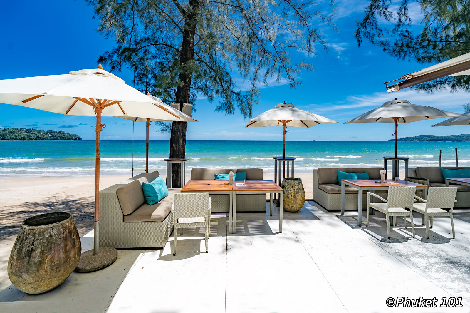 Best Beach Clubs in Phuket