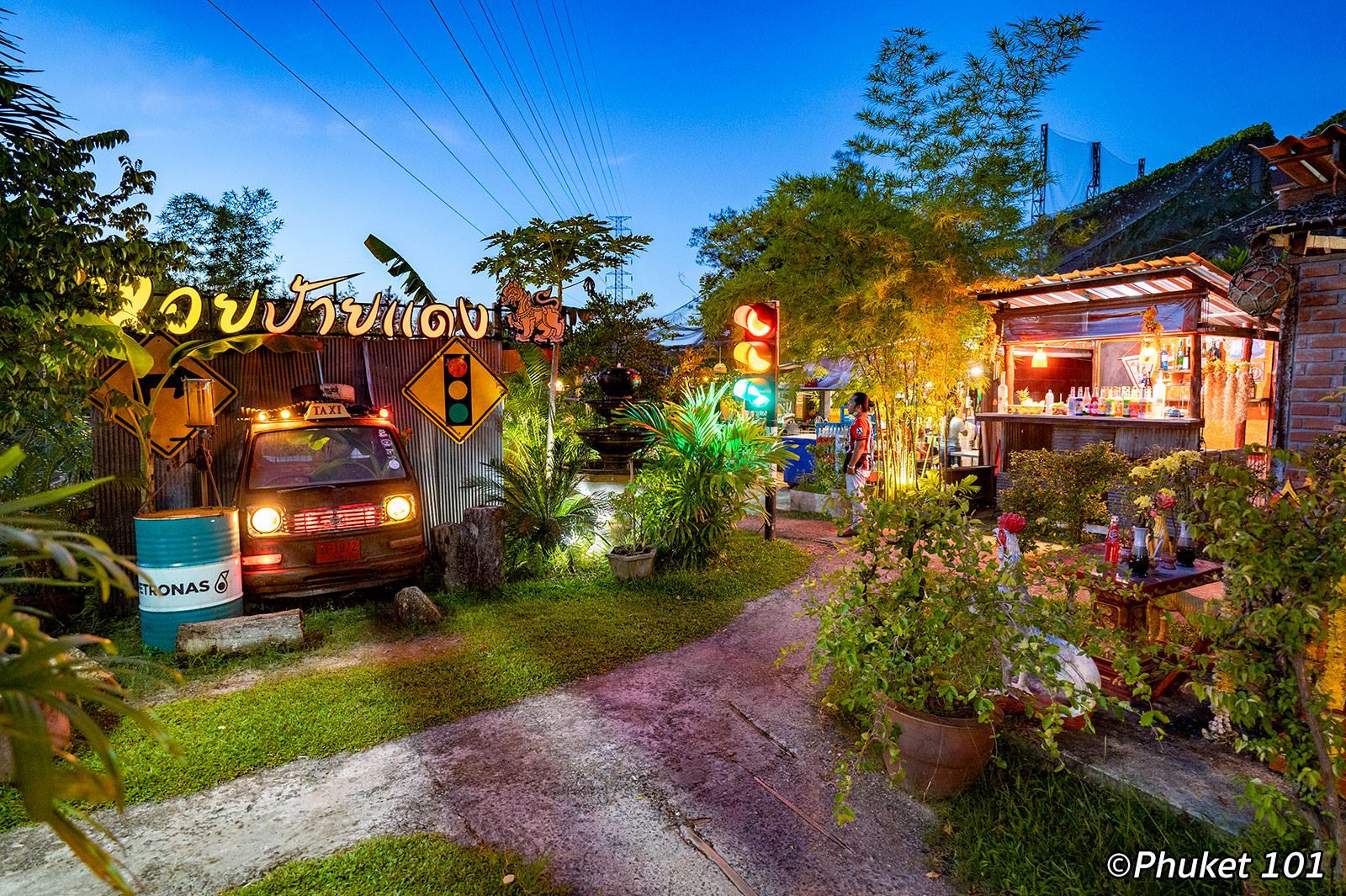Red Clam Kathu Restaurant in Phuket
