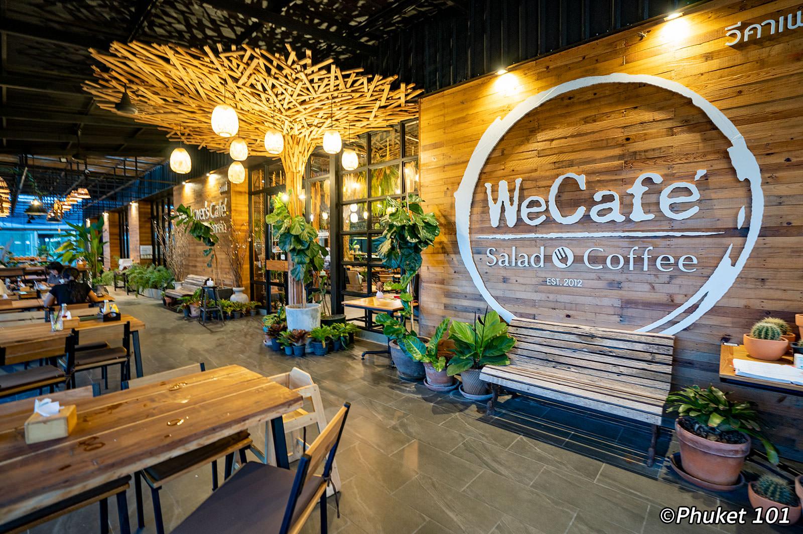 We Cafe Restaurant in Phuket