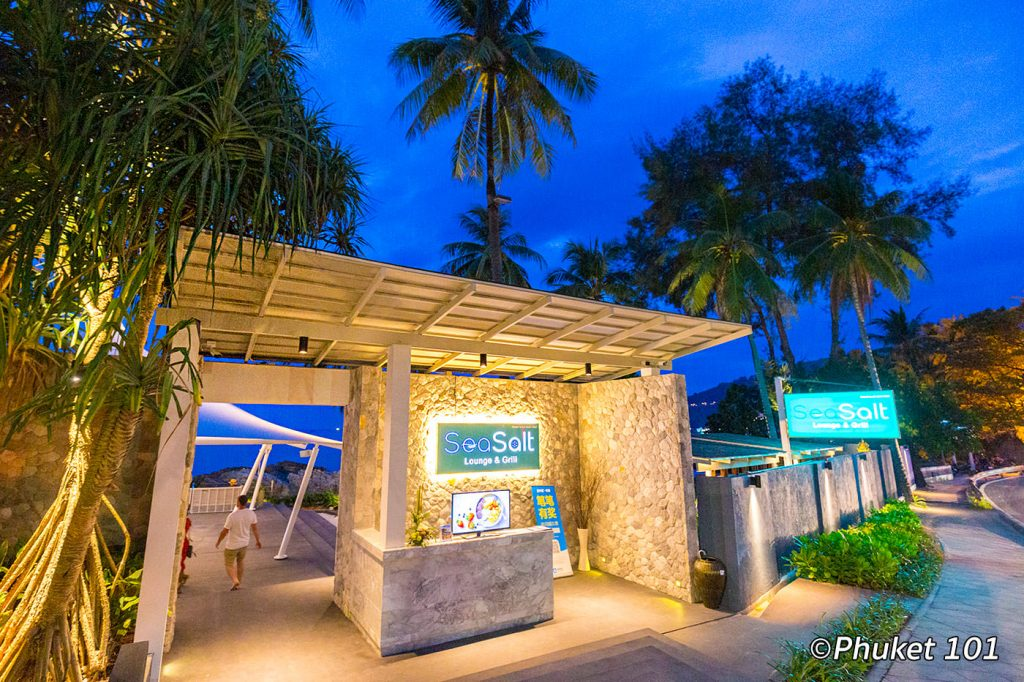 Sea Salt Lounge and Grill Patong Beach