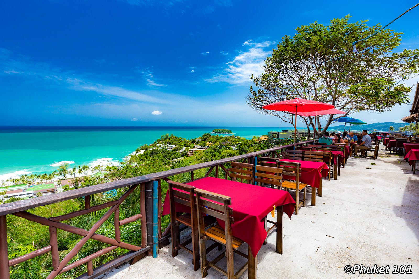 After Beach Bar Phuket on Kata Noi Beach