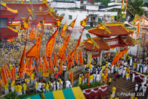 Chinese Temples and Shrines in Phuket