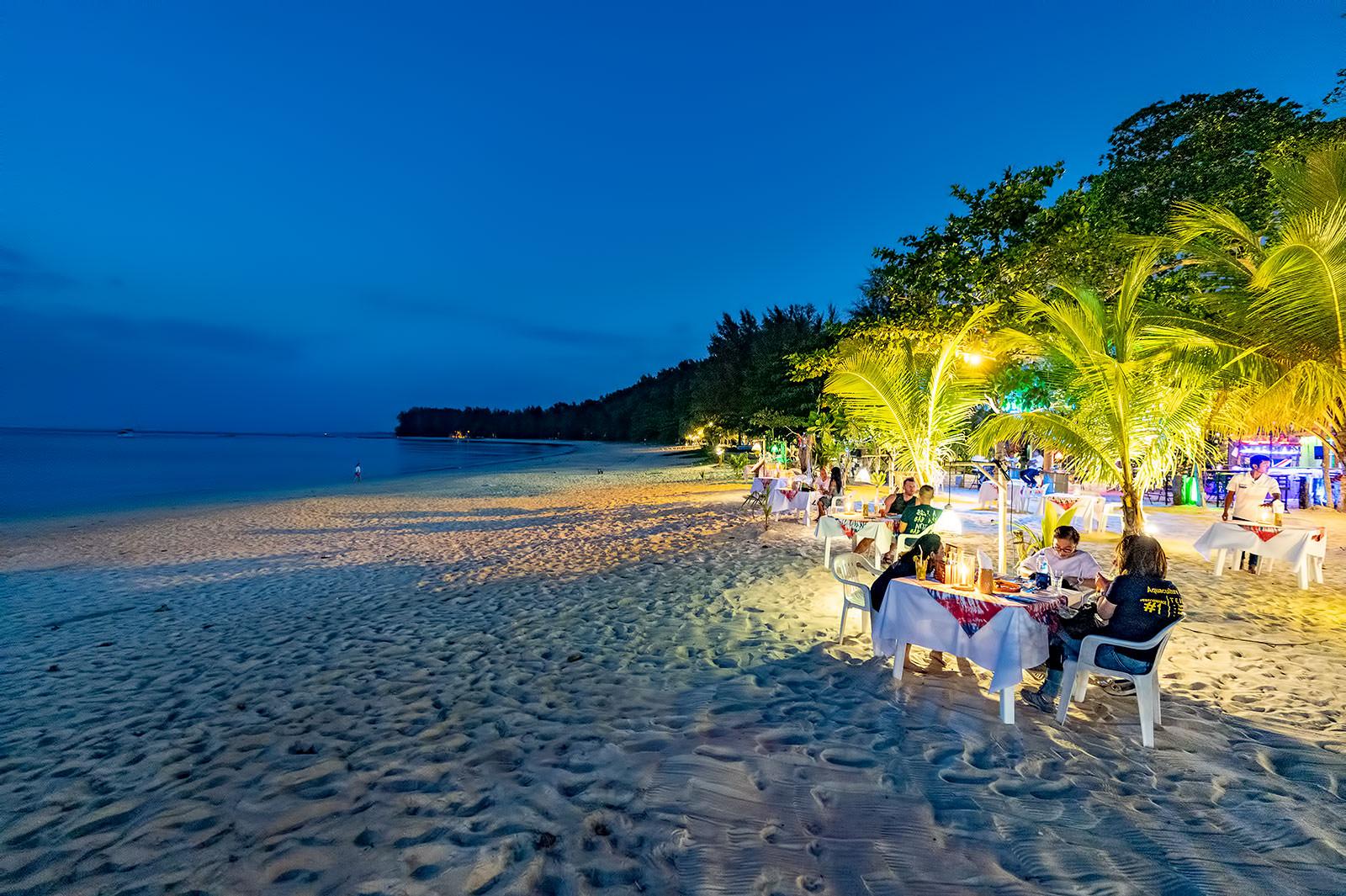 Good View Restaurant Nai Yang Beach, Phuket