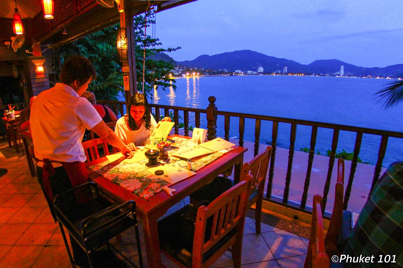 Pan Yaah Restaurant Phuket