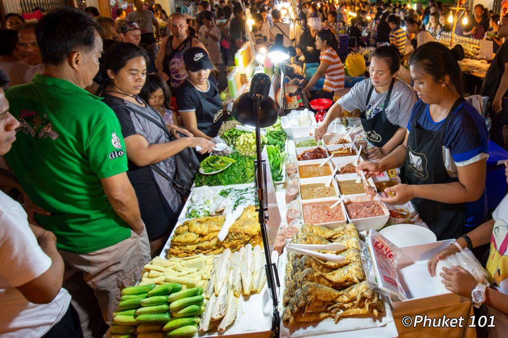 Phuket Lard Yai Street Food