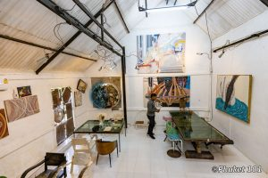 Phasom See Cafe, Art Gallery and Restaurant Phuket