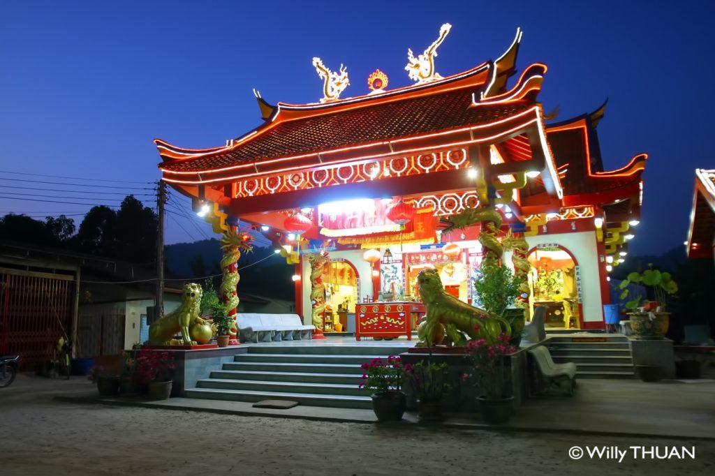 Lim Hu Tai Su Shrine in Phuket Town