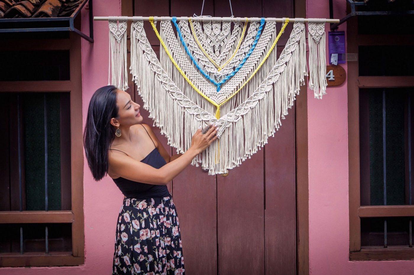 Poppy's Macrame handmade in Phuket