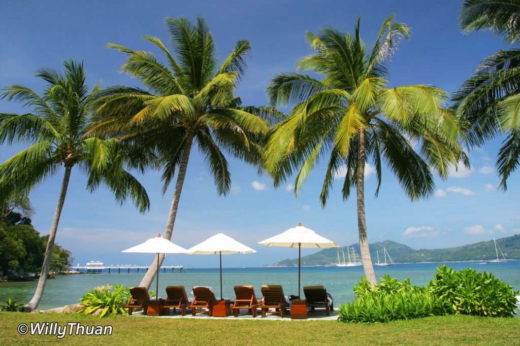 Amari Phuket on Patong Beach