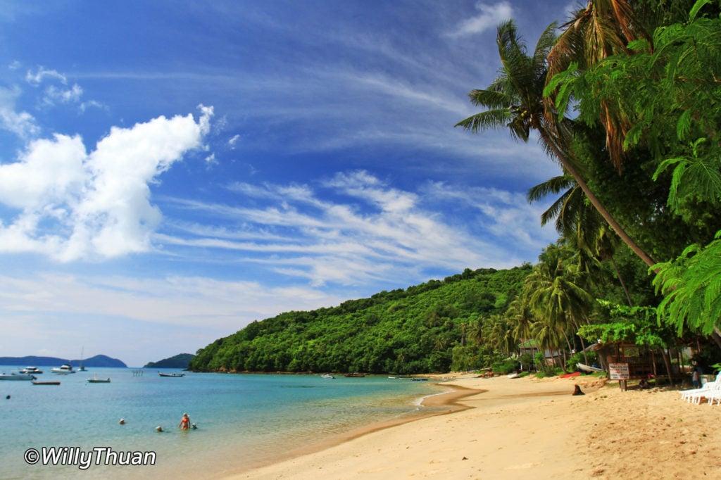 Ao Yon Beach in Phuket