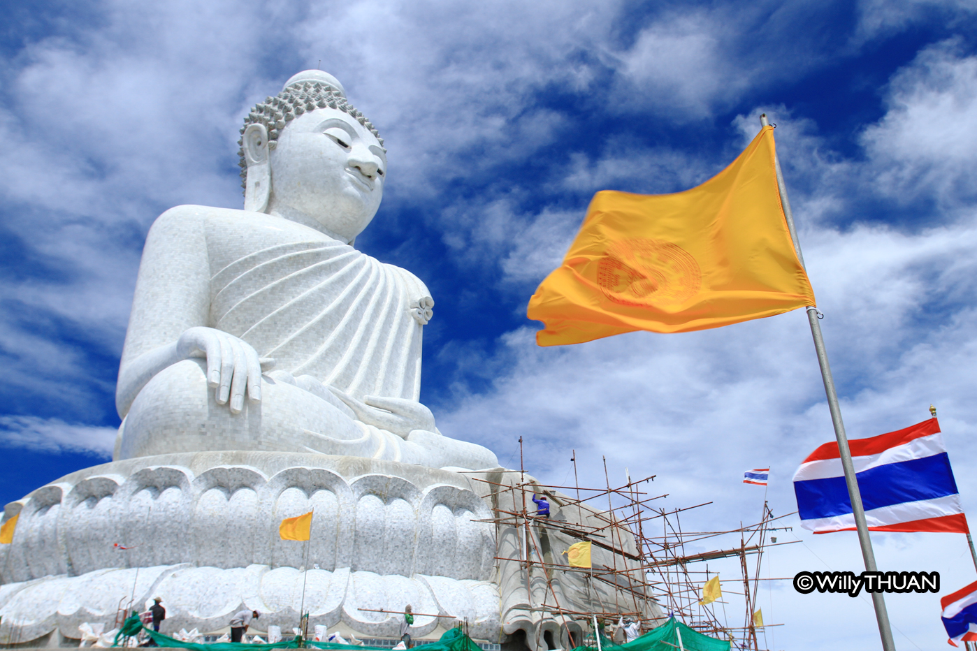 Le Bouddha Geant de Phuket