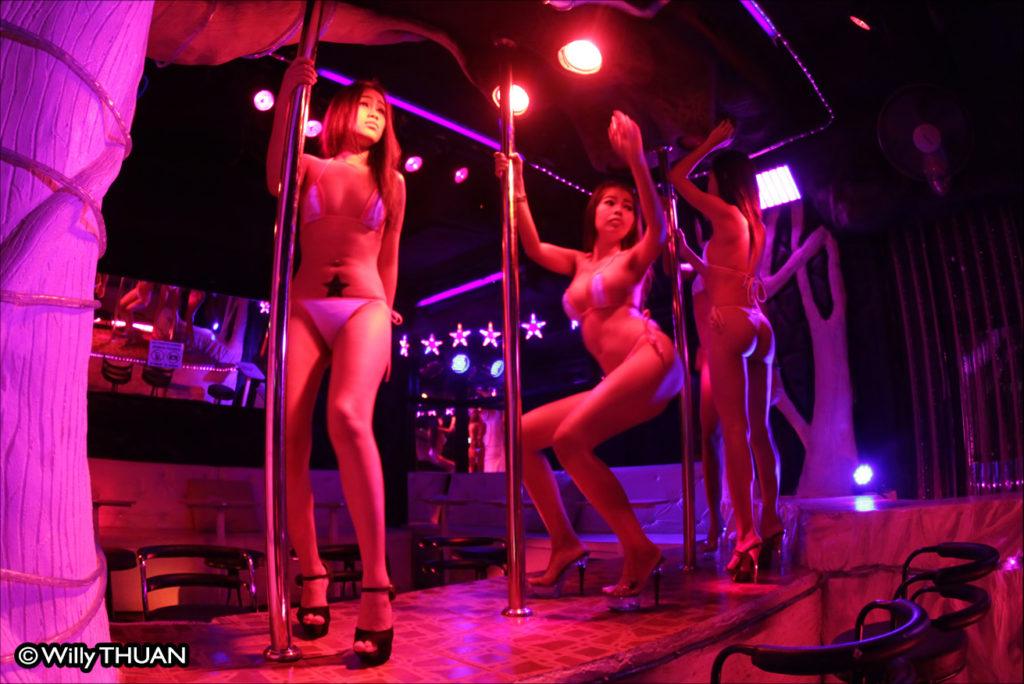 Go Go Bars in Phuket