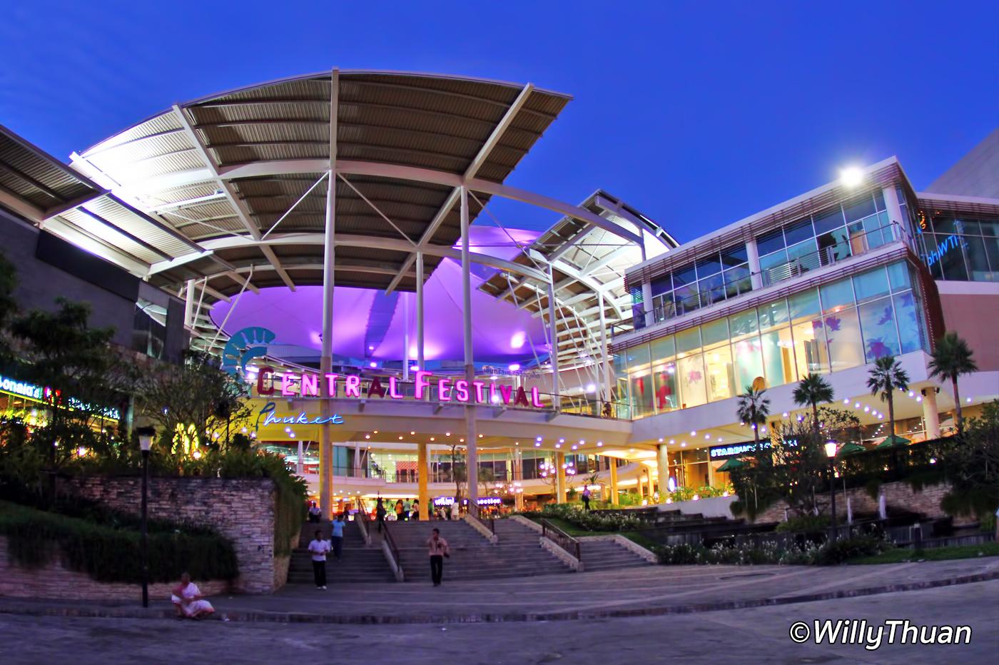 Central Festival Phuket Shopping Mall