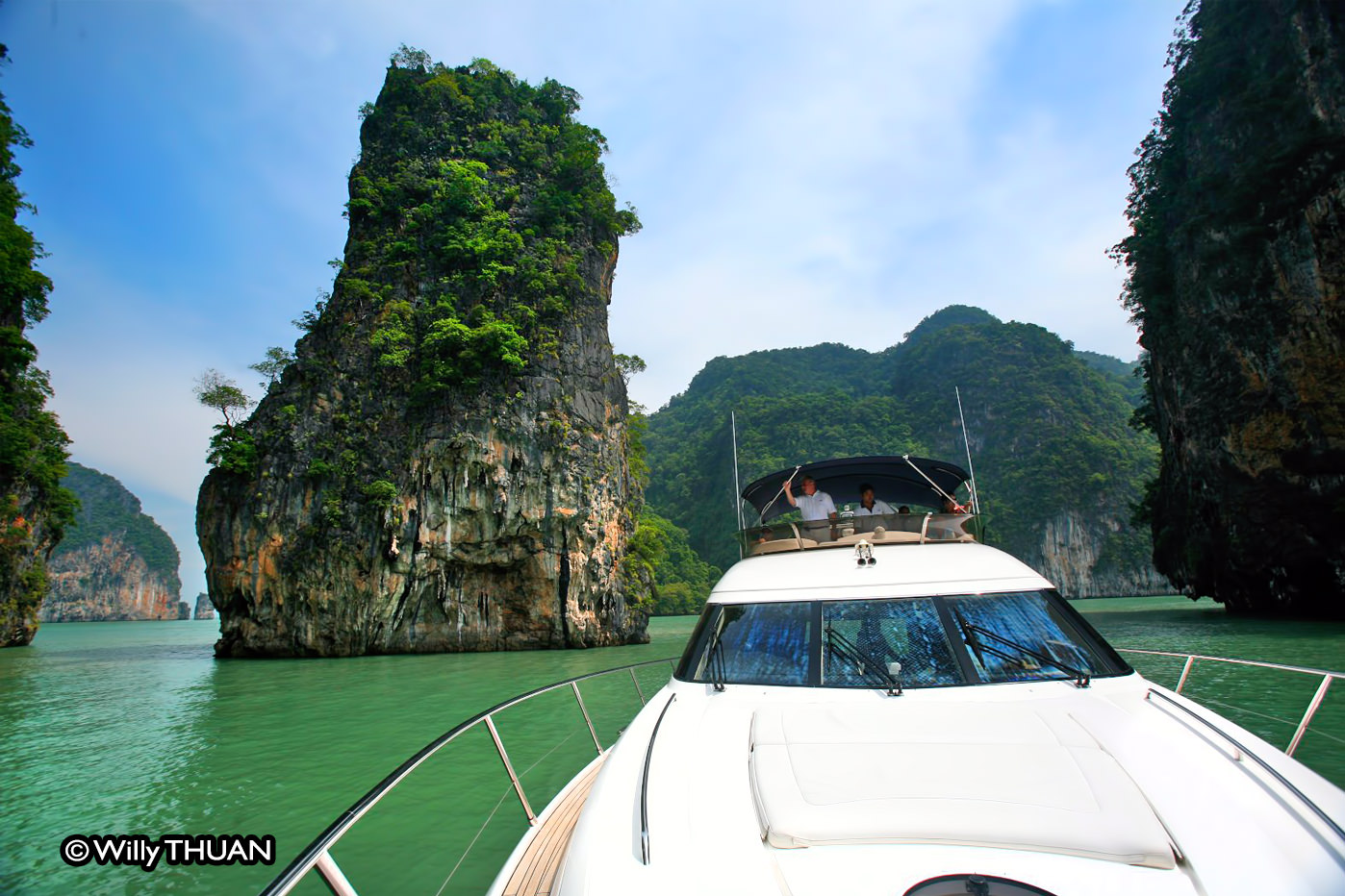 Phang Nga Bay – The Many Ways