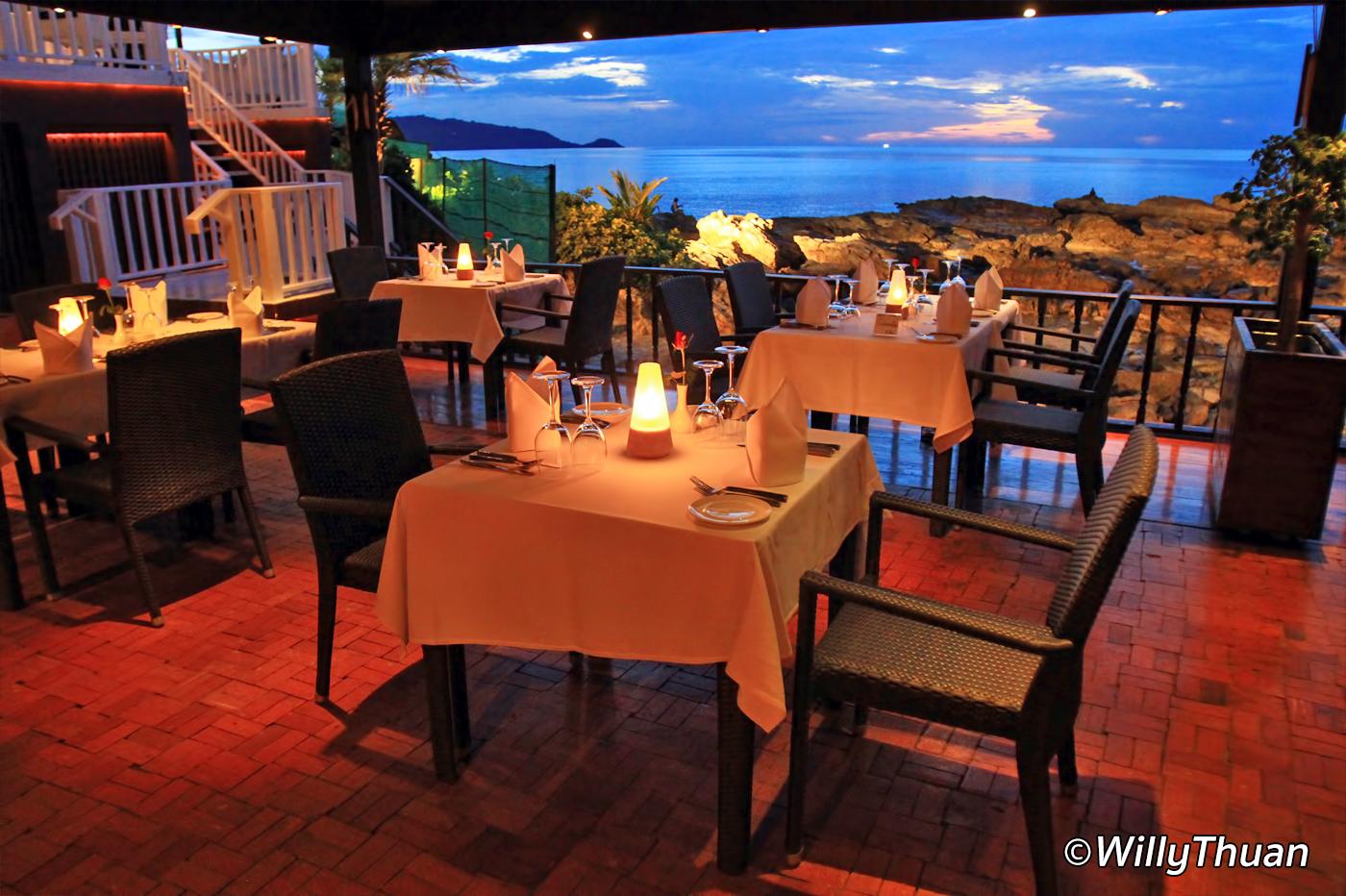 Da Maurizio Restaurant Phuket, Patong Beach