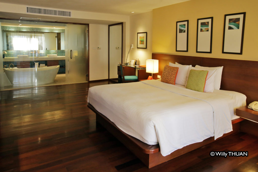 Safety in Phuket Hotel Bedrooms