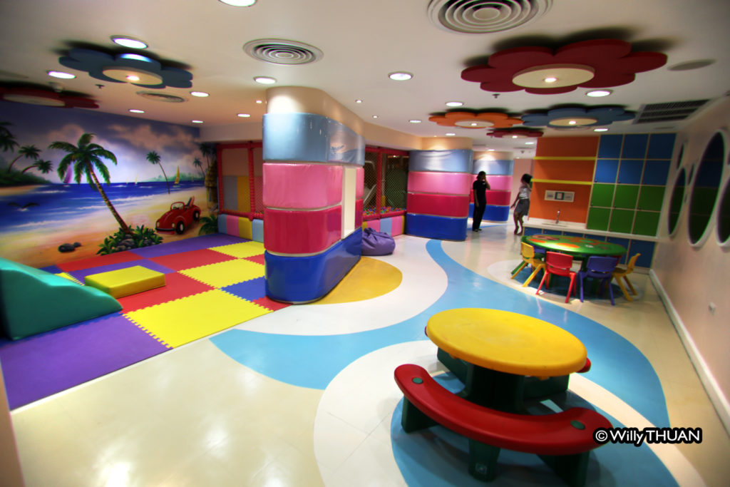 Swissotel Patong Kids Club