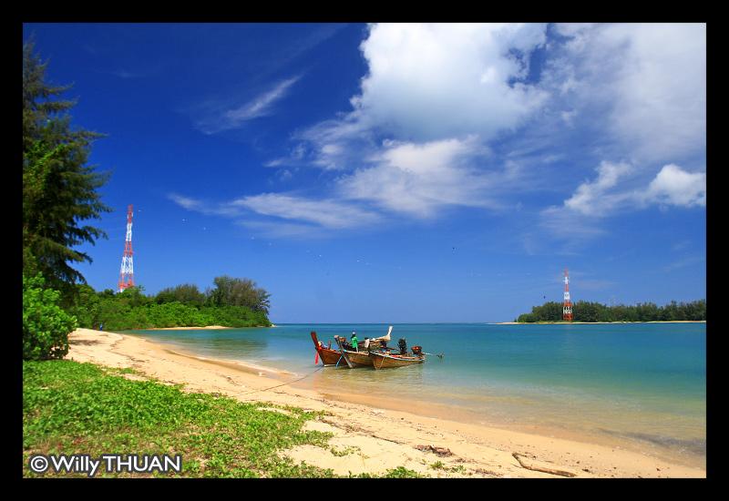 Haad Pak Phra Beach & Jellyfish Bath