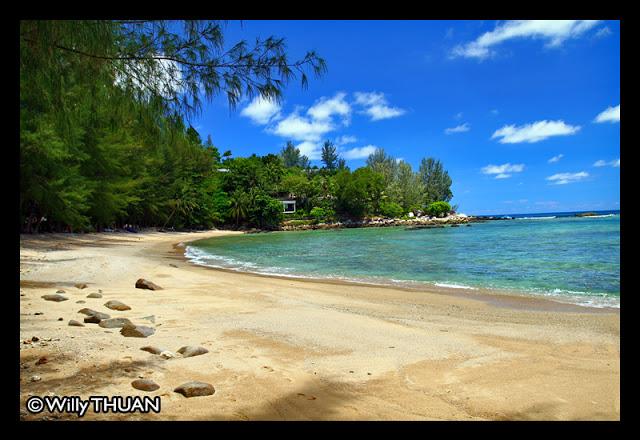 Hua Beach near Kamala Beach