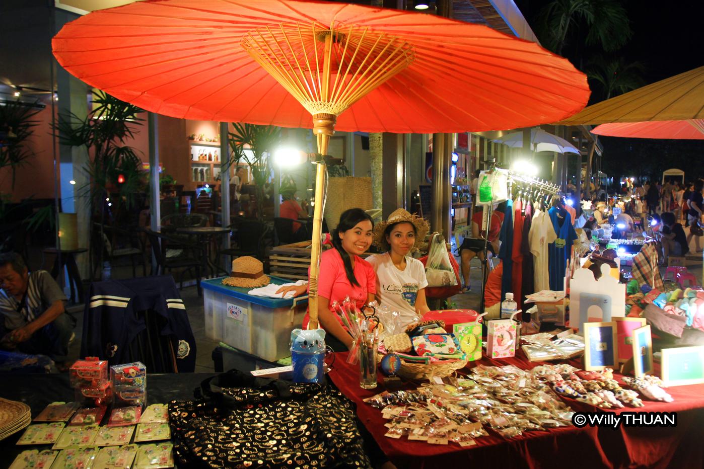 Phuket Indy Market in Phuket Town