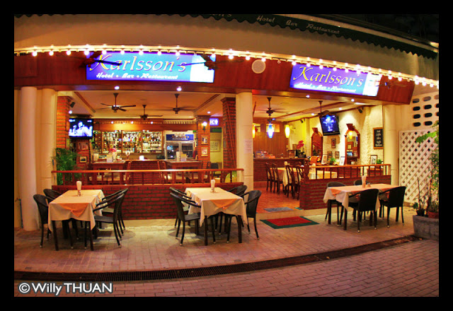 Karlsson's Steakhouse in Patong Beach