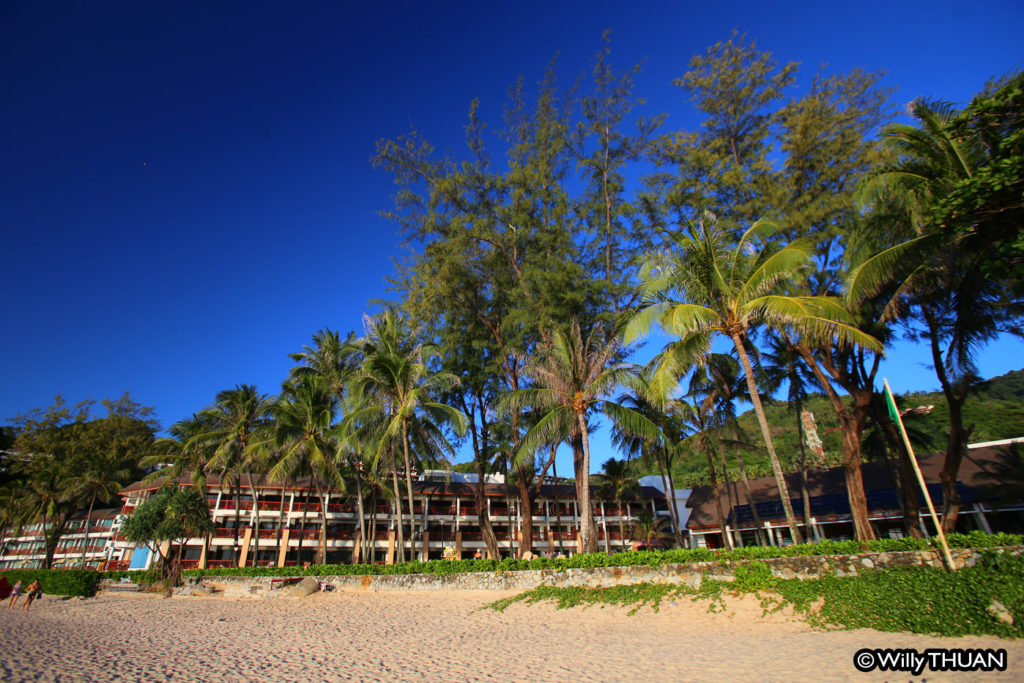 Katathani Phuket Beach Resort on Kata Noi Beach