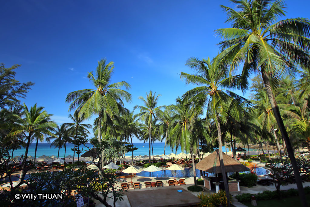 Katathani Resort on Kata Noi beach