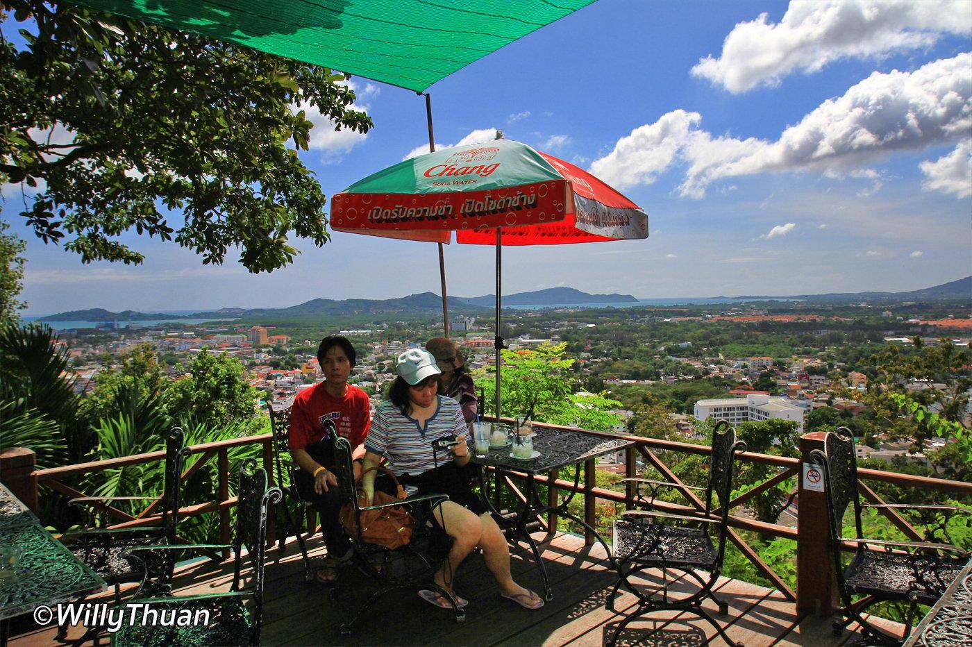 Rang Hill in Phuket Town (Khao Rang)