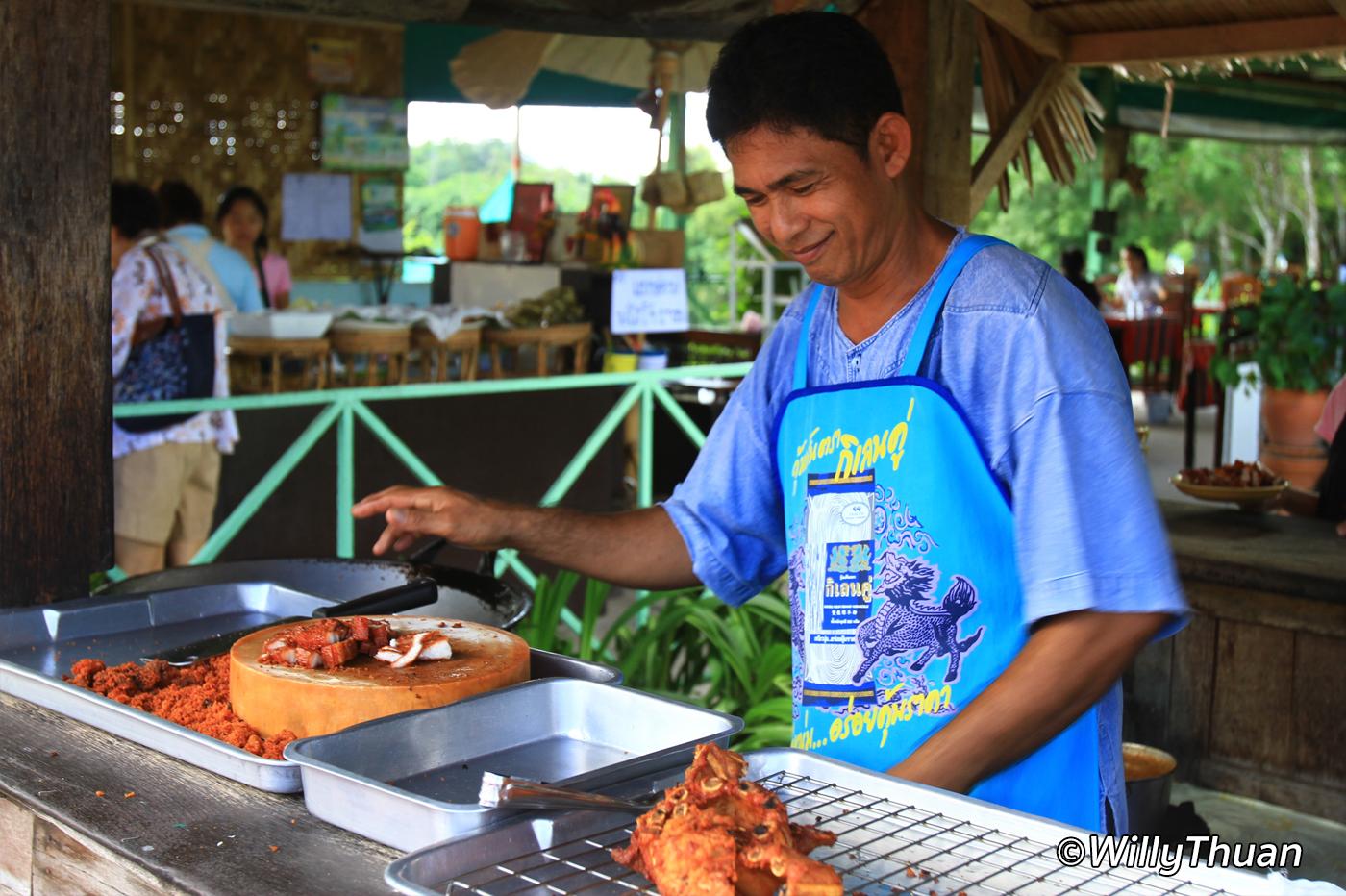 Local Thai Food in Phuket