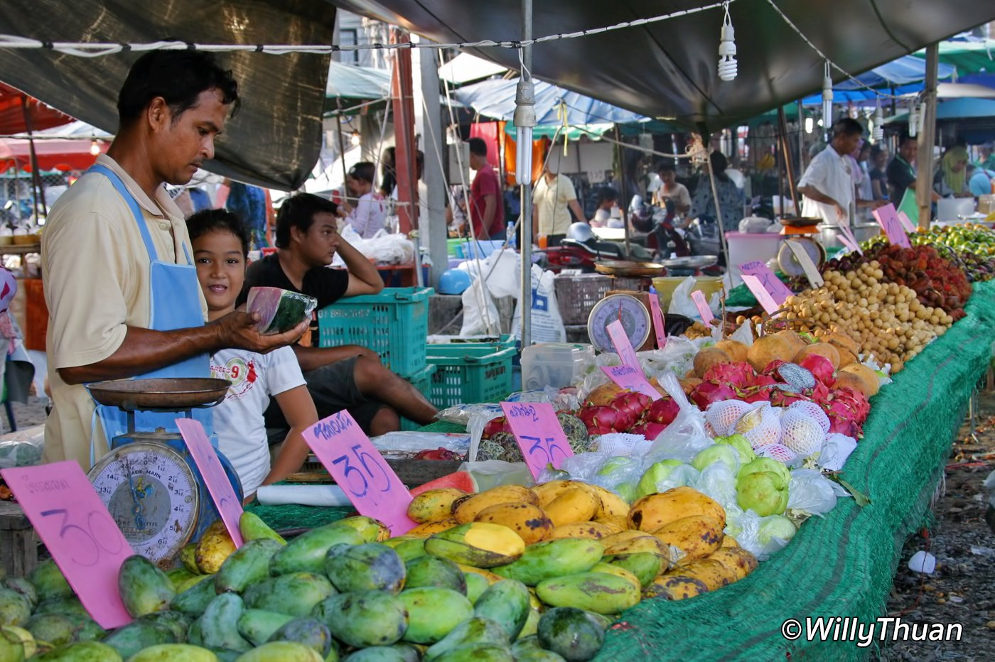 Phuket Fresh Markets