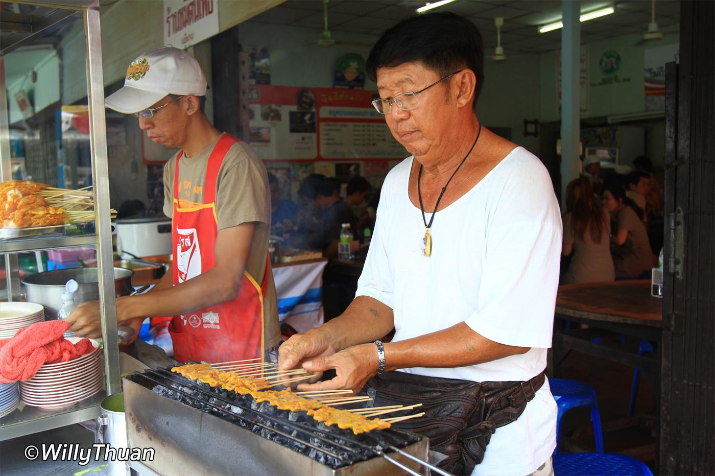 Mee Ton Poh Hokkien Noodles in Phuket Town