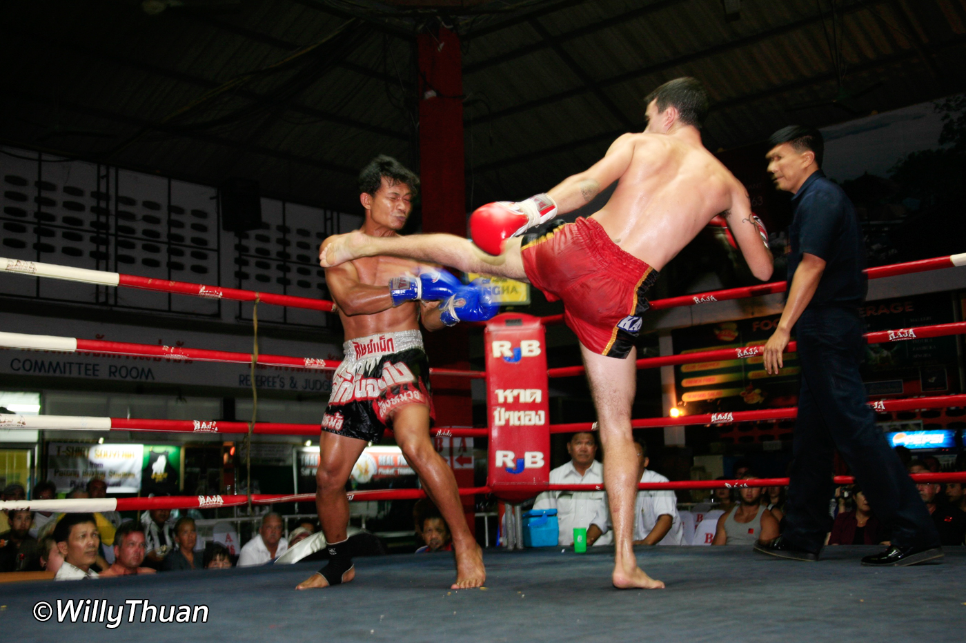 Muay Thai Phuket – Thai Boxing Training in Phuket