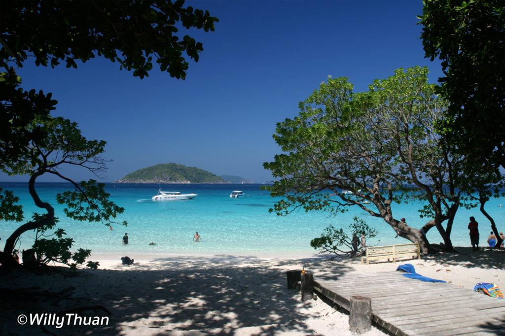 Similan Islands - Open from October 2017 - Phuket 101