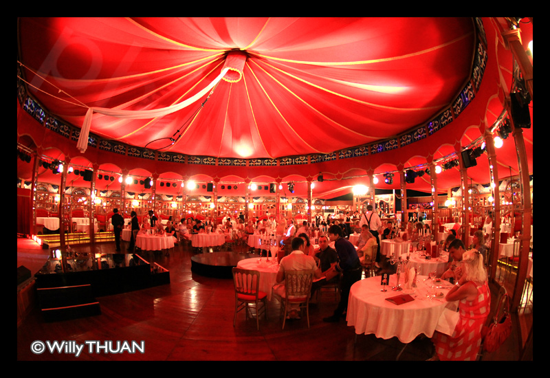 Palazzo Dinner Show in Phuket