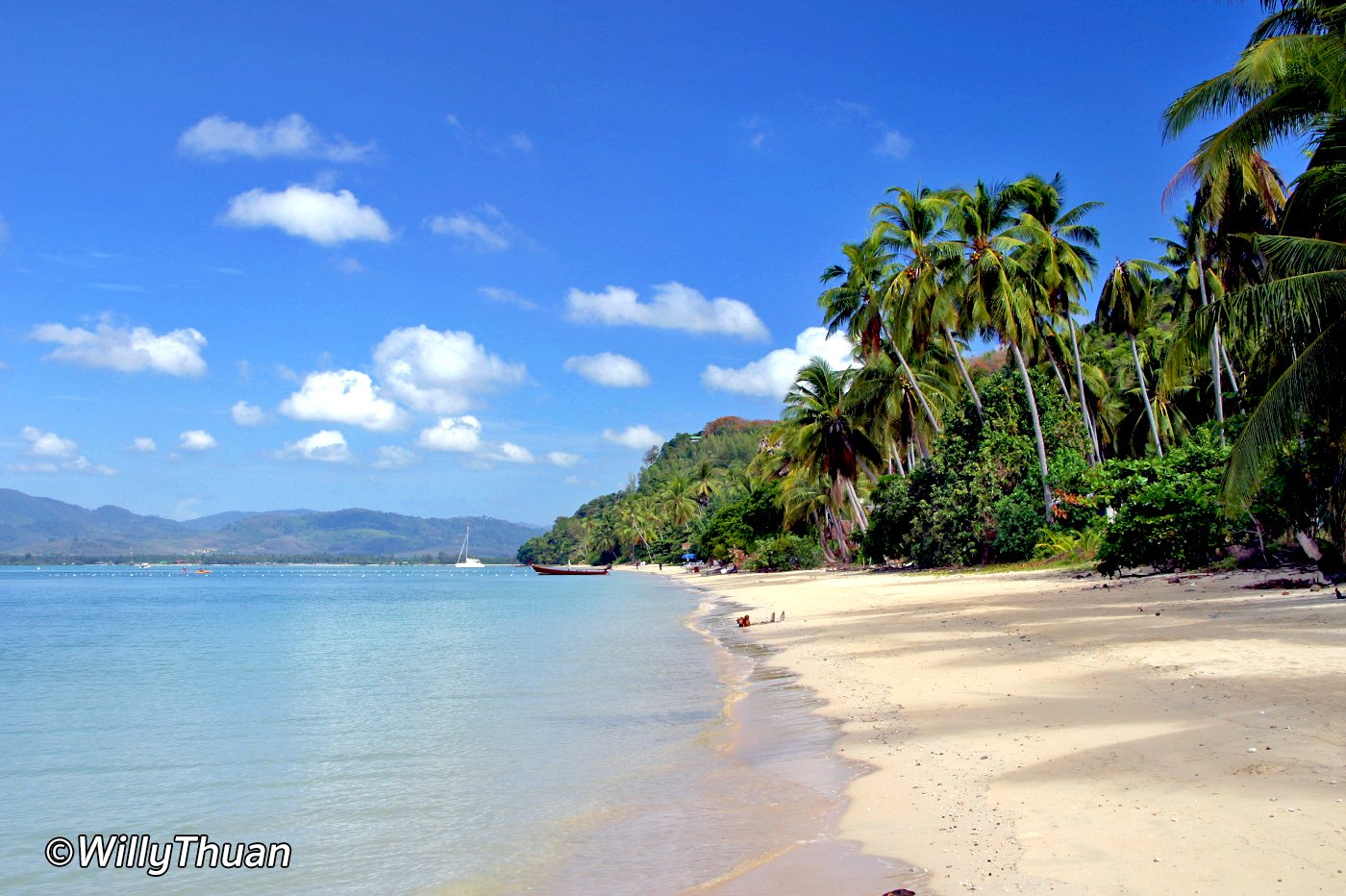 Panwa Beach in Phuket