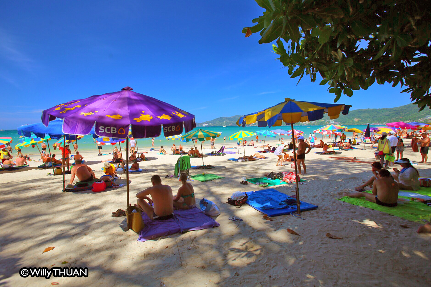 Patong Beach – What to Do in Patong