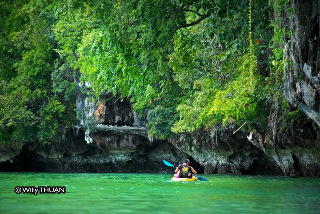 SeaCanoe in Phang Nga Bay